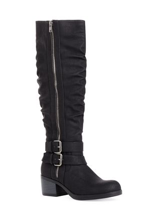 Meliza Women's Heeled Riding Boots