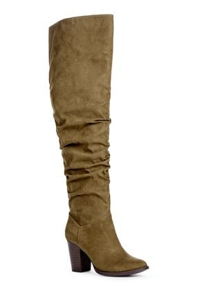 Marlique High Heeled Boots for Women