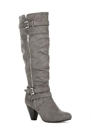 Faustina, Women's Chunky Heel Boots