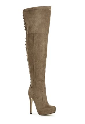 Ravea Women's Over The Knee Boots