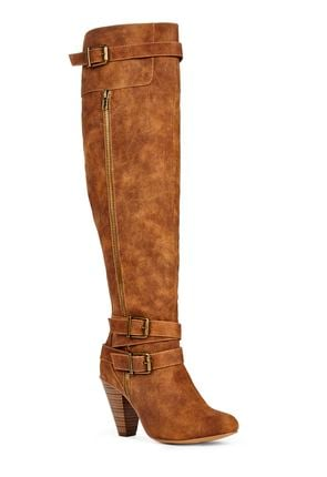 Yvon Heeled Fashion Boots for Women