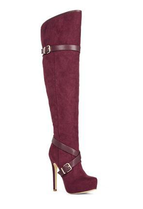 Darnette Women's High Heeled Boots