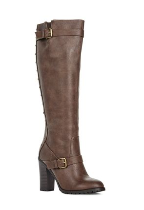 Harahm Knee High Boots for Women