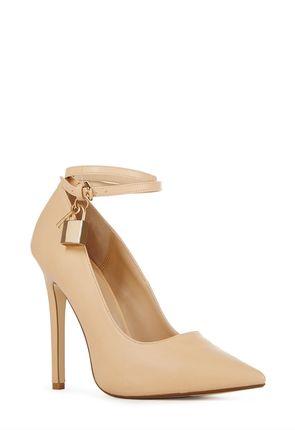 Nude Stiletto Heels, Dressy High Heels, Discount Designer Heels ...