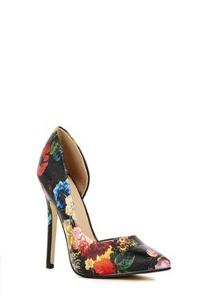 Mannon Designer Stiletto Heels