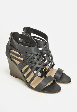Women's Wedges, Wedge Sandals, Platform Shoes, Black Wedges, Wedge ...