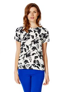 Affordable Designer Clothes For Women Floral Printed Top amp Women s